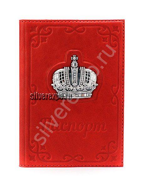 Обложка для паспорта Корона А4412