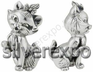Серебряная кошка Алмаз - холдинг (Россия) 3401050531