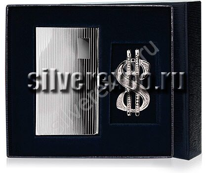 Серебряный сувенирный набор Bicama Италия СВ102