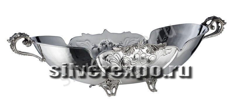 Серебряная ладья малая Calegaro Италия BB 25016