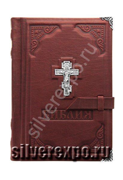 Серебряная библия Преображение Альтмастер Кострома АЛТ02