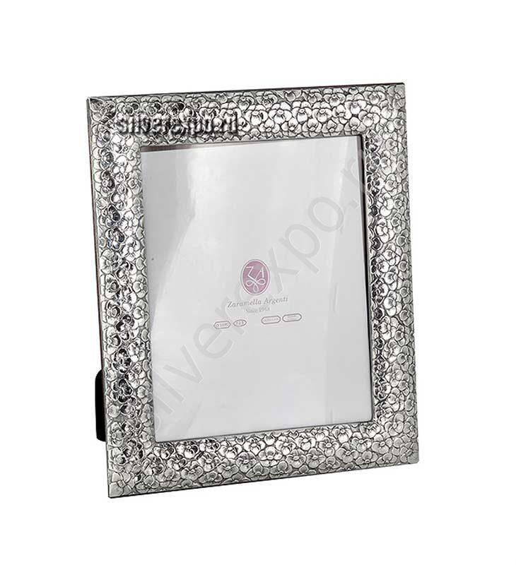 Серебряная рамка для фото Флоренция Zaramella Argenti (Италия) MM0052-3