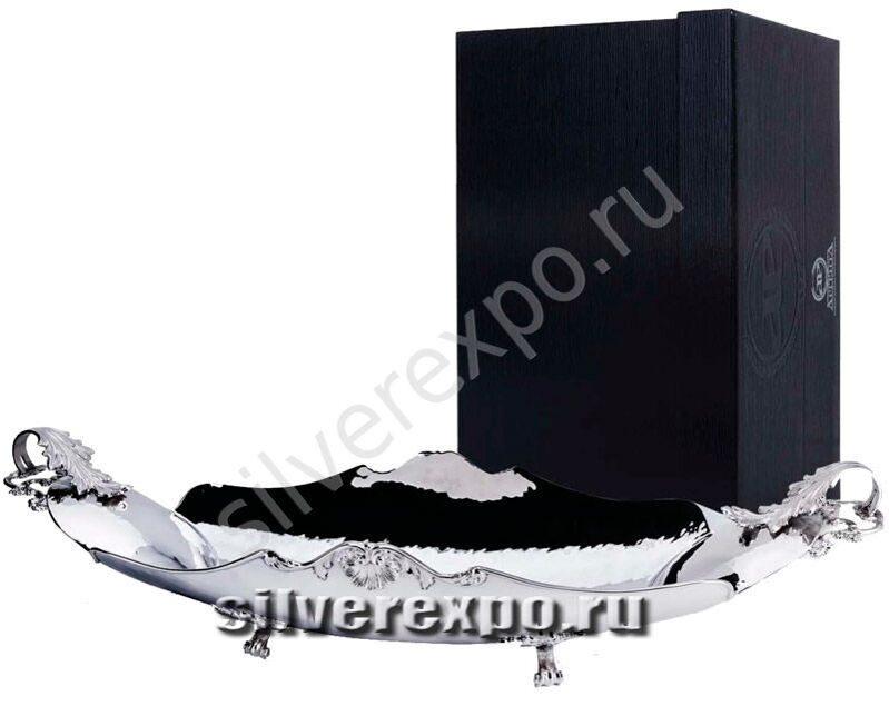 Серебряная ладья Greggio Италия 8130662