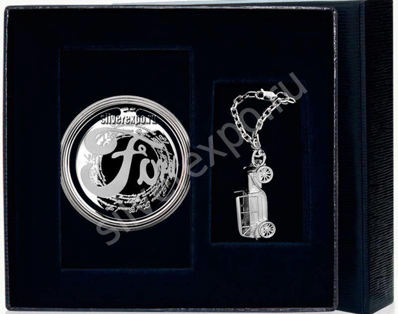 Подарочный набор серебра Форд Фабрика серебра АРГЕНТА 526НБ02002