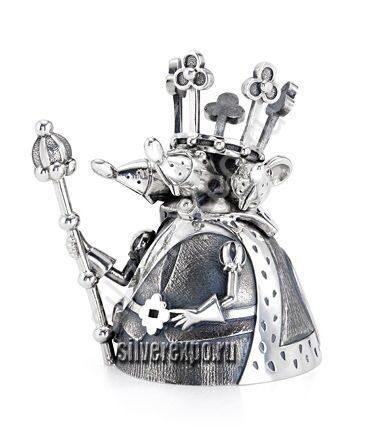 Серебряный колокольчик Мышиный король Альтмастер Кострома 182222