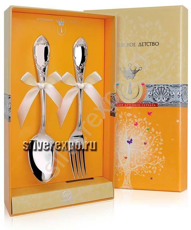 Десертное серебро Престиж Фабрика серебра АРГЕНТА 12584