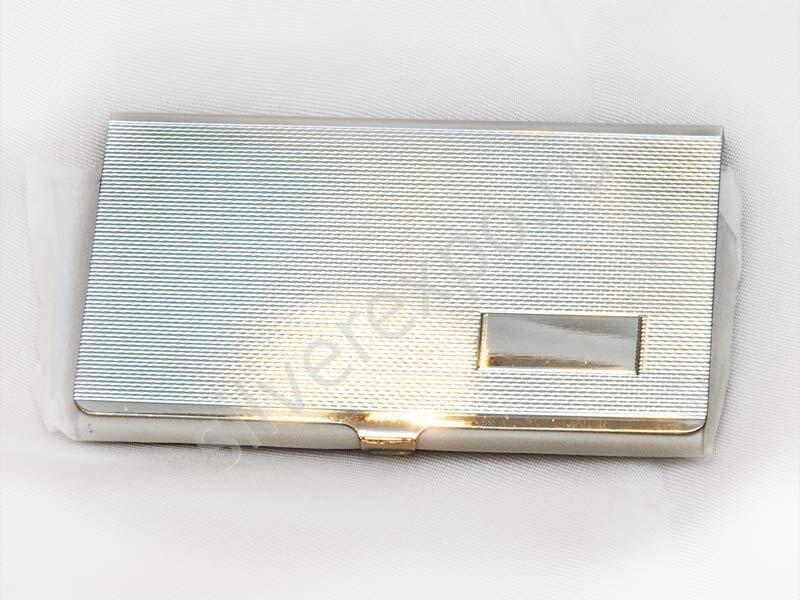 Визитница серебряная Argenterie Raddi Renato Италия 327