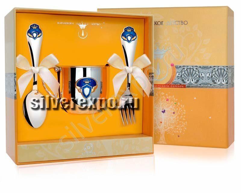 Серебряный подарок для Принца Фабрика серебра АРГЕНТА 442-59