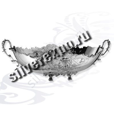 Серебряная ладья большая Calegaro Италия BB25018