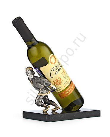 Подставка под винную бутылку Своя ноша не тянет Альтмастер Кострома ALT00473