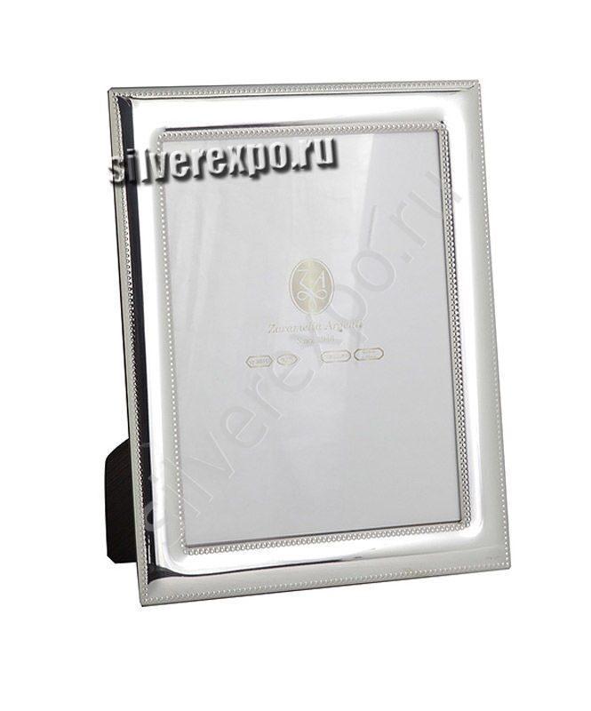 Серебряная рамка для фото Рим Zaramella Argenti (Италия) MM0014-4