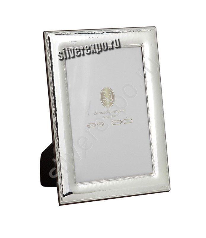 Серебряная рамка для фото Париж Zaramella Argenti (Италия) MM0037-2