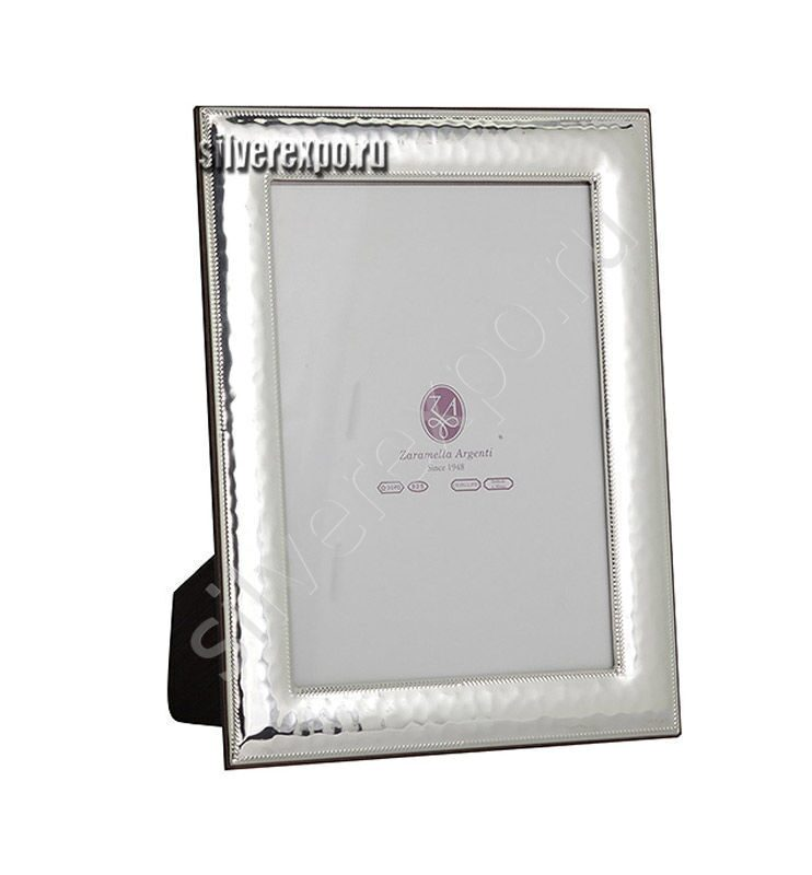 Серебряная рамка для фото Париж Zaramella Argenti (Италия) MM0037-3
