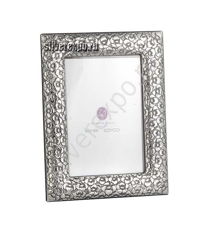 Серебряная рамка для фото Флоренция Zaramella Argenti (Италия) MM0052-2