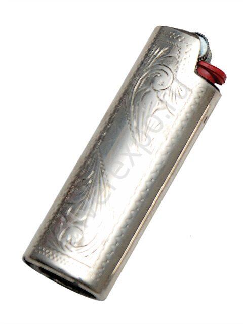 Чехол для зажигалки из серебра Argenterie Raddi Renato Италия 330/B