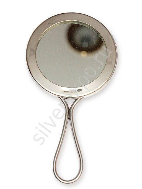 Серебряное зеркало Argenterie Raddi Renato Италия 0110315/A1